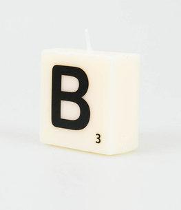 Letter Kaarsje B