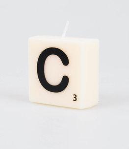 Letter Kaarsje C