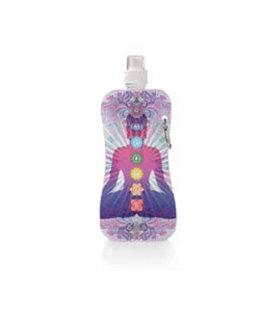 Aqua-licious duurzaam waterflesje 7 Chakra
