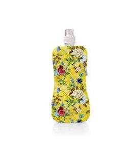 Aqua-licious duurzaam waterflesje Flowers