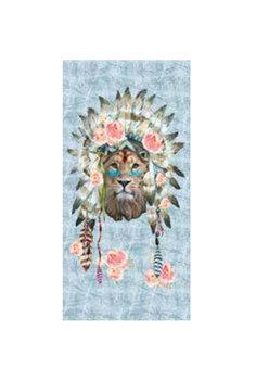 Aqua-licious Pareo Lion