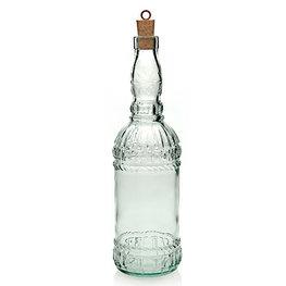 Van Verre Assisi Fles met kurk