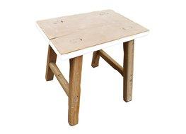 Dutch Mood furn old dutch deco stool 30 C