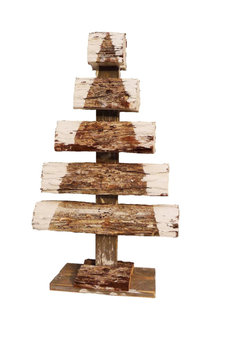 Dutch Mood xmas bark tree double 44