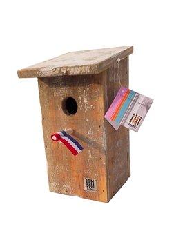 Dutch Mood birdhouse old dutch StB skew roof