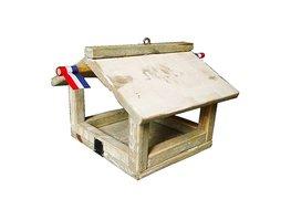 Dutch Mood birdhouse old dutch StB tree feeder