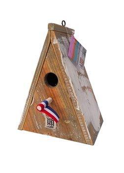 Dutch Mood birdhouse old dutch StB triangle