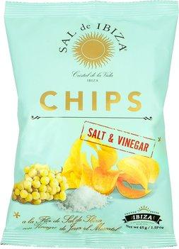 Sal de Ibiza Chips met Vinegar 125 gram