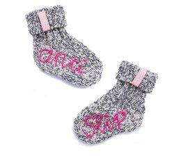 Soxs Baby Anti Slip Baby Pink Sokken
