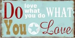 La Finesse Magneet Do What You Love