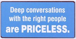 La Finesse Magneet Deep Conversations