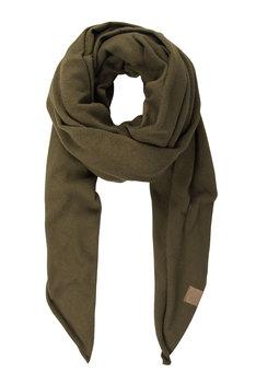 Zusss stoere grote sjaal groen