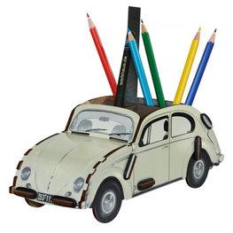 Werkhaus Pen Box VW Beetle Limosine Beige