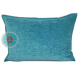 Esperanza Deseo kussenhoes Turquoise ± 50x70cm
