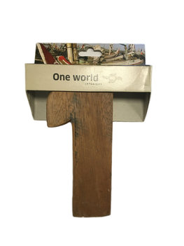 One World Interiors Houten Cijfer 1
