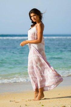Hot Lava Dress Anna SOL Dusty Lilac