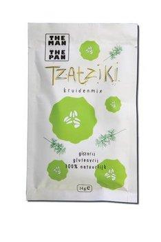 The Man With The Pan Mix Tzatziki