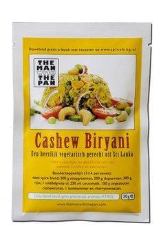 The Man With The Pan Spice Blend Kruidenmix Cashew Biryani