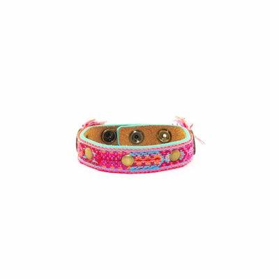 Dog With A Mission Bracelet Rosa