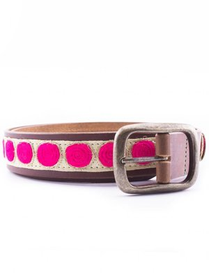 Dog With A Mission Belt Pinky