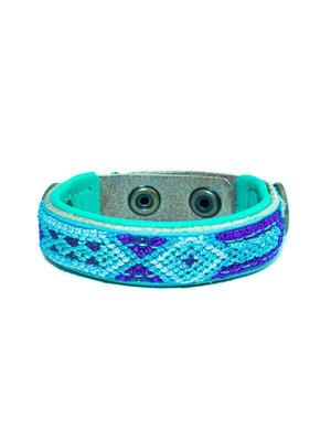 Dog With A Mission Bracelet Bracelet Blue