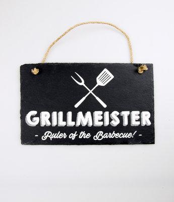 Leisteen Grillmeister!