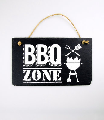 Leisteen BBQ Zone!