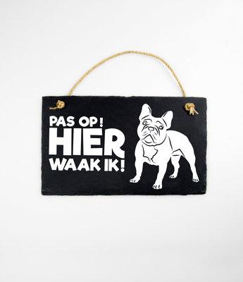 Leisteen Dieren Franse Bulldog