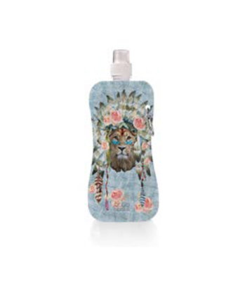 Aqua-licious duurzaam waterflesje Lion
