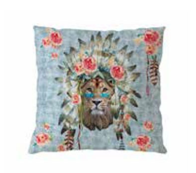 Aqua-licious Sierkussen Lion