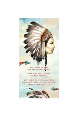 Aqua-licious Pareo Indian Prophecy
