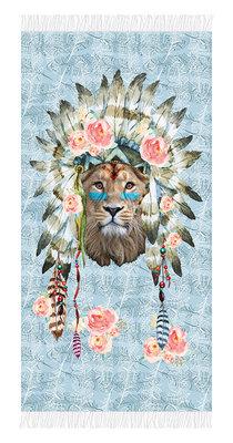 Aqua-licious Hamamdoek Lion