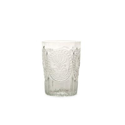 Van Verre Fleur de Lys Glas L Clear