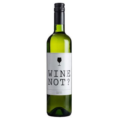 Flessenwerk Wijn Wine Not