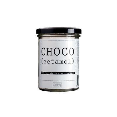 Flessenwerk Chococetemol