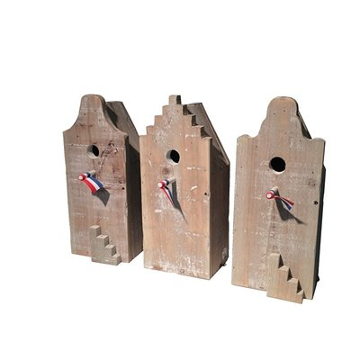 Dutch Mood birdhouse old dutch ams mix 3