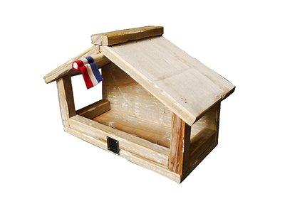 Dutch Mood birdhouse old dutch StB wall feeder