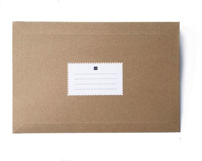 Liv n Taste Envelop Karton