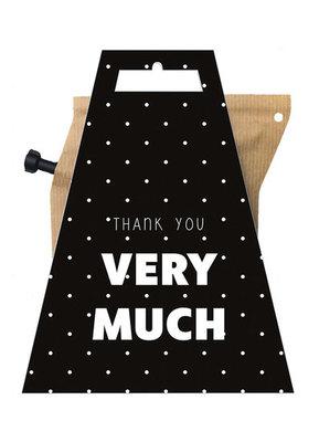 Liv n Taste Thank You Coffeebrewer Kaart