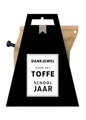 Liv n Taste Toffe Schooljaar Coffeebrewer Kaart