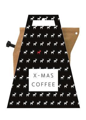 Liv n Taste XMAS Coffee Coffeebrewer Kaart