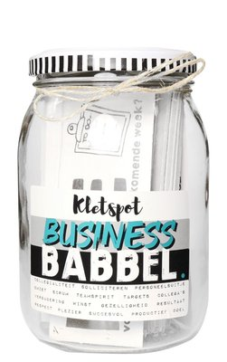 Kletspot Business Babbel