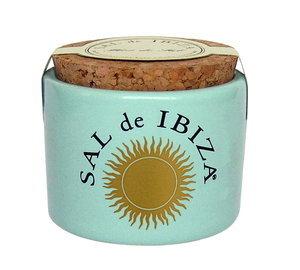 Sal de Ibiza Fleur de Sel Keramiek klein 28,35 gram