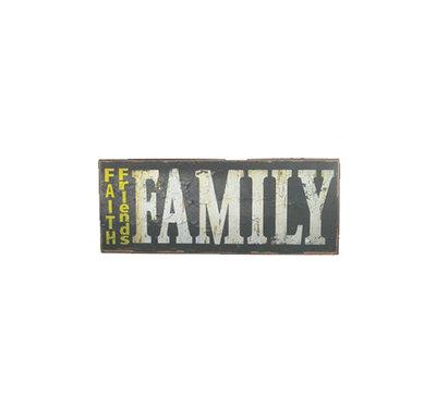 La Finesse Tekst Bord Family