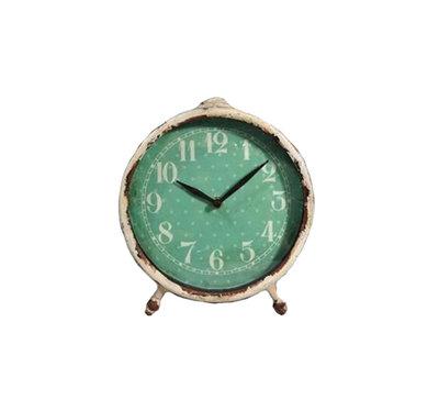 La Finesse Turquoise Klok