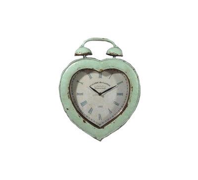La Finesse Hartvormige Klok Turquoise