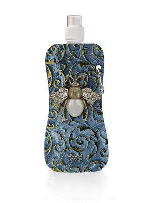 Aqua-licious duurzaam waterflesje Scarabee