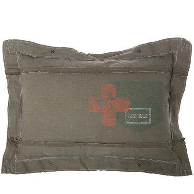 Kussen Army groen 50x70cm