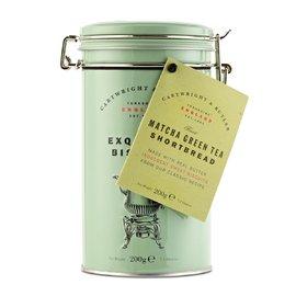 C&B Matcha Green Tea Shortbread