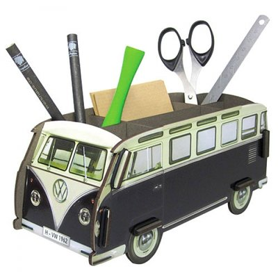 Werkhaus Pen Box VW-Bus Black